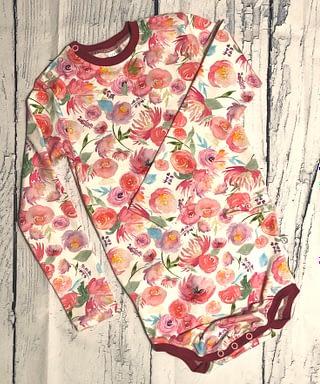 Sondenbody - Blumen aquarell