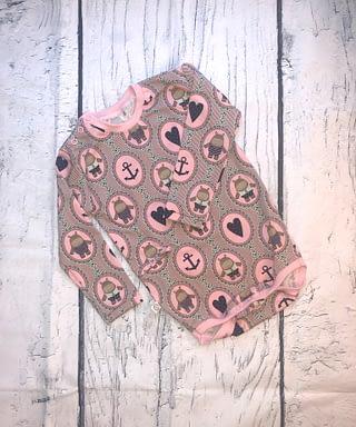 Sondenbody - rosa Nilpferd