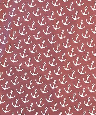 Sondenhose - Anker altrosa